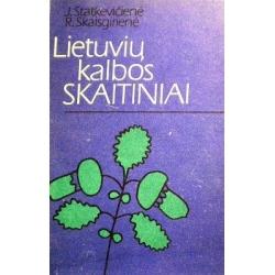 Statkevičienė Jadvyga, Skaisgirienė Rėda - Lietuvių kalbos skaitiniai