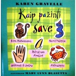 Gravelle Karen - Kaip pažinti save