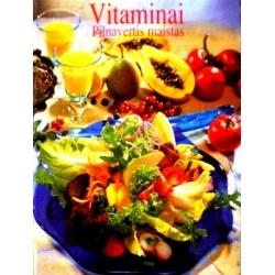 Mϋller-Urban Kristiane - Vitaminai. Pilnavertis maistas