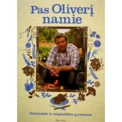 Oliver Jamie - Pas Oliverį namie