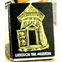 Kasperavičius J. - Lietuvos TSR muziejai