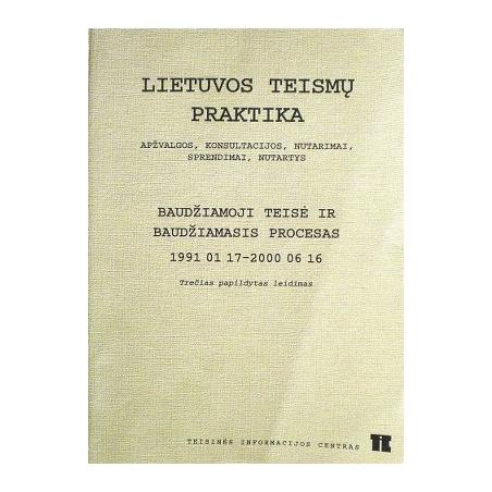 Palevičius R. Kaminskaitė J. - Lietuvos teismų praktika