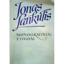 Lankutis Jonas - Monografiniai etiudai