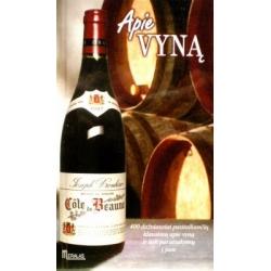 Ehrlich Dagmar - Apie vyną