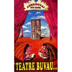 Razauskas Romualdas - Teatre buvau...