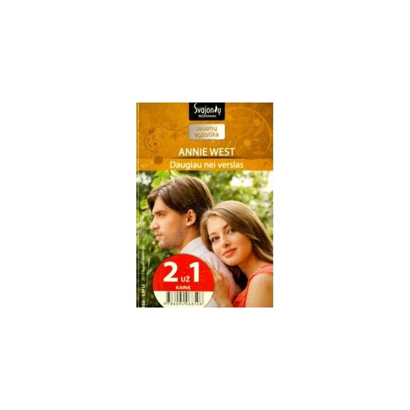 West Annie - Daugiau nei verslas