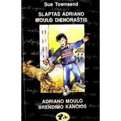 Townsend Sue - Slaptas Adriano Moulo dienoraštis. Adriano Moulo brendimo kančios