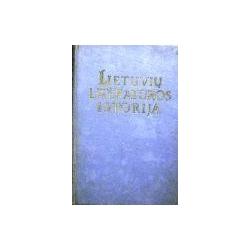 Gineitis Leonas - Lietuvių lieratūros istorija (1 tomas)