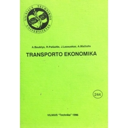 Baublys A. - Transporto ekonomika