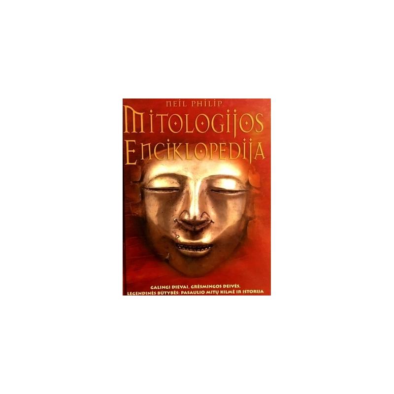 Neil Philip - Mitologijos enciklopedija