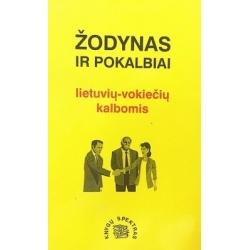 Andrikytė L., Marcijonienė E., Plaušinaitis S. - Žodynas ir pokalbiai lietuvių-vokiečių kalbomis