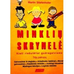 Stiefenhofer Martin - Minklių skrynelė