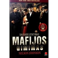Johnson Nelson - Sausas įstatymas: mafijos gimimas