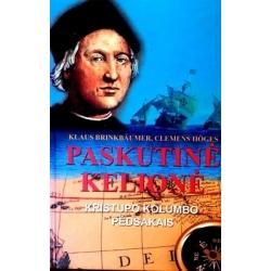Brinkbaumer Klaus, Hoges Clemens - Paskutinė kelionė: Kristupo Kolumbo pėdsakais