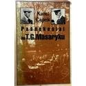 Čapek Karel - Pašnekesiai su T.G. Masaryku