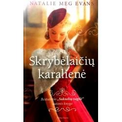 Evans Natalie Meg - Skrybėlaičių karalienė