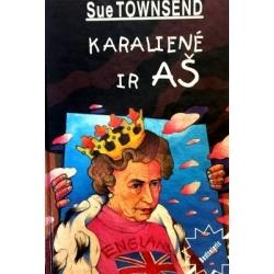 Townsend Sue - Karalienė ir aš