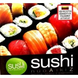 Nagelytė Raminta - Sushi. Nuo A iki Z