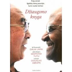 Dalai Lama - Džiaugsmo knyga. Kaip atrasti ilgalaikę laimę pasaulyje, kuris nuolat keičiasi