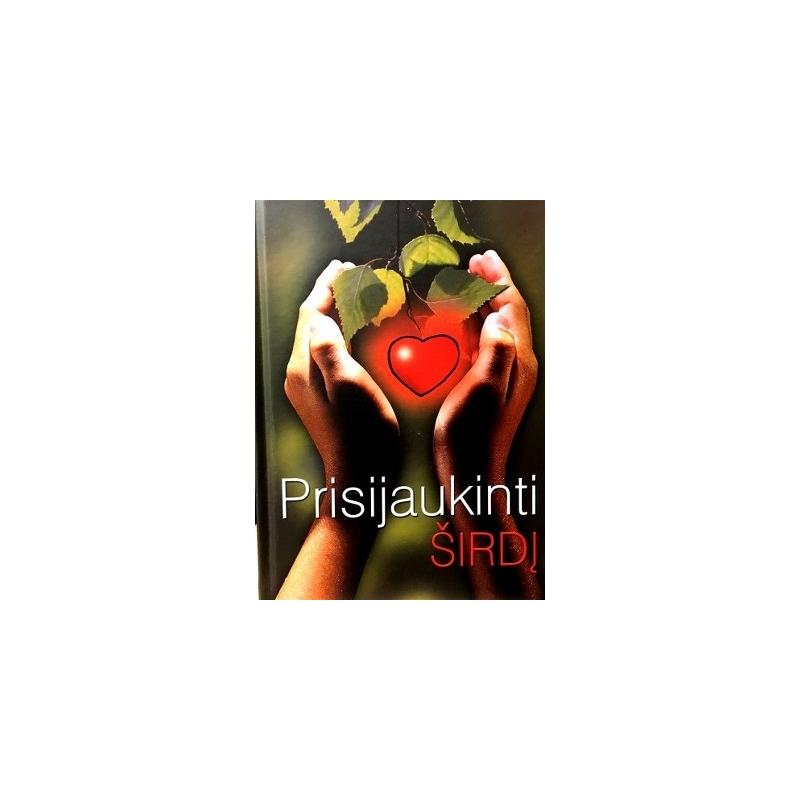 Ozolinčius Remigijus - Prisijaukinti širdį: metodinės rekomendacijos, laukiantiems širdies persodinimo operacijos