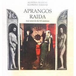 Ogijienė Aldona - Aprangos raida nuo senovės iki XX amžiaus