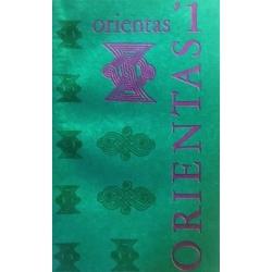 Genzelis Bronislovas - Orientas (1 knyga)