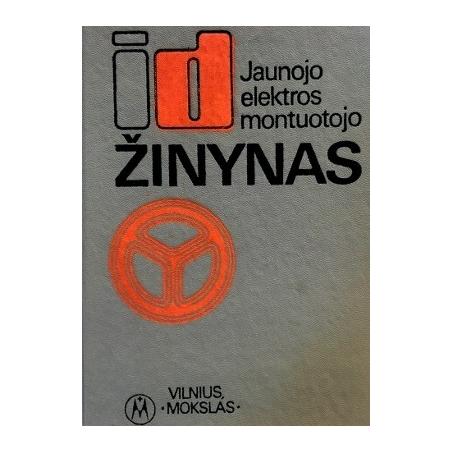 Živovas V. - Jaunojo elektros montuotojo žinynas