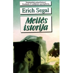 Segal Erich - Meilės istorija