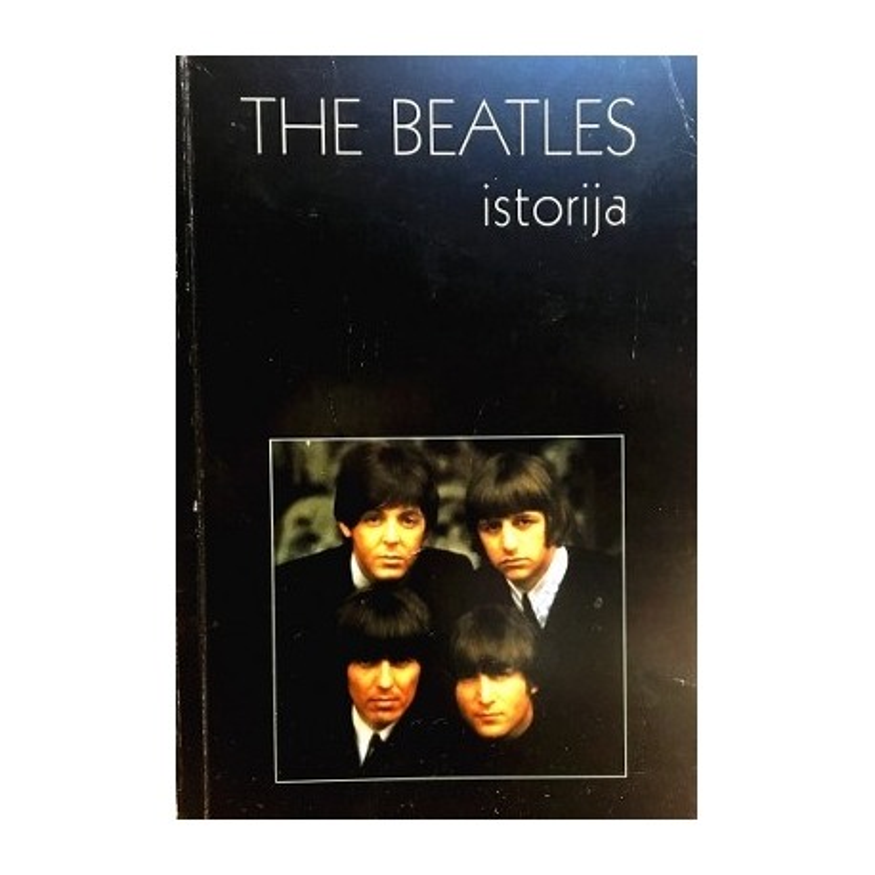 Mikalauskas Remigijus - The Beatles istorija