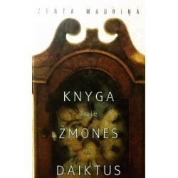 Maurina Zenta - Knyga apie žmones ir daiktus