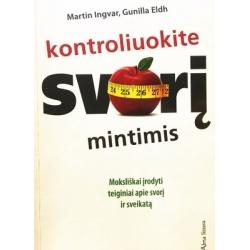 Ingvar Martin, Eldh Gunilla - Kontroliuokite svorį mintimis
