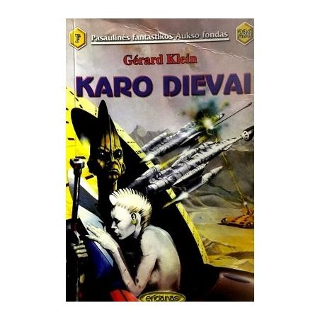 Klein Gerard - Karo dievai (236 knyga)