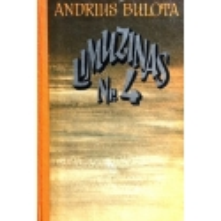 Bulota Andrius - Limuzinas nr. 4