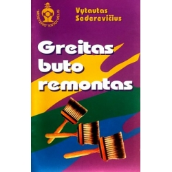 Sederevičius Vytautas - Greitas buto remontas