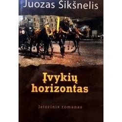 Šikšnelis Juozas - Įvykių horizontas
