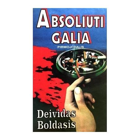 Boldasis Deividas - Absoliuti galia (1 tomas)