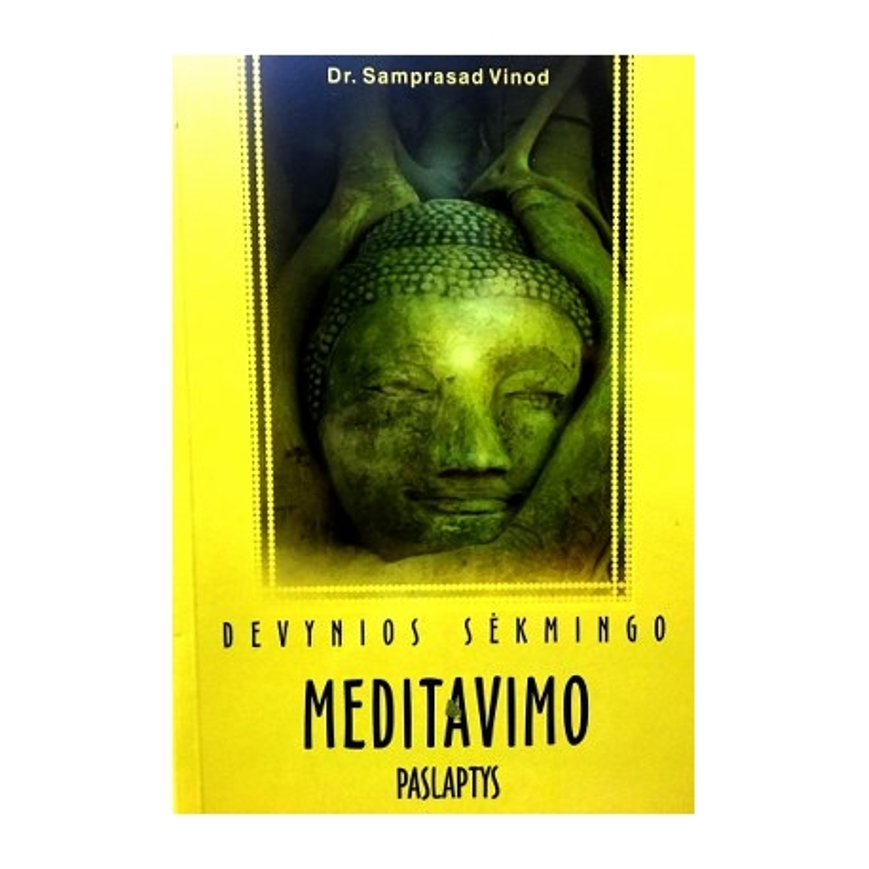 Vinod Samprasad - Devynios sėkmingo meditavimo paslaptys