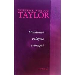 Taylor Frederick Winslow - Moksliniai valdymo principai