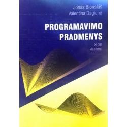 Blonskis J., Dagienė V. - Programavimo pradmenys