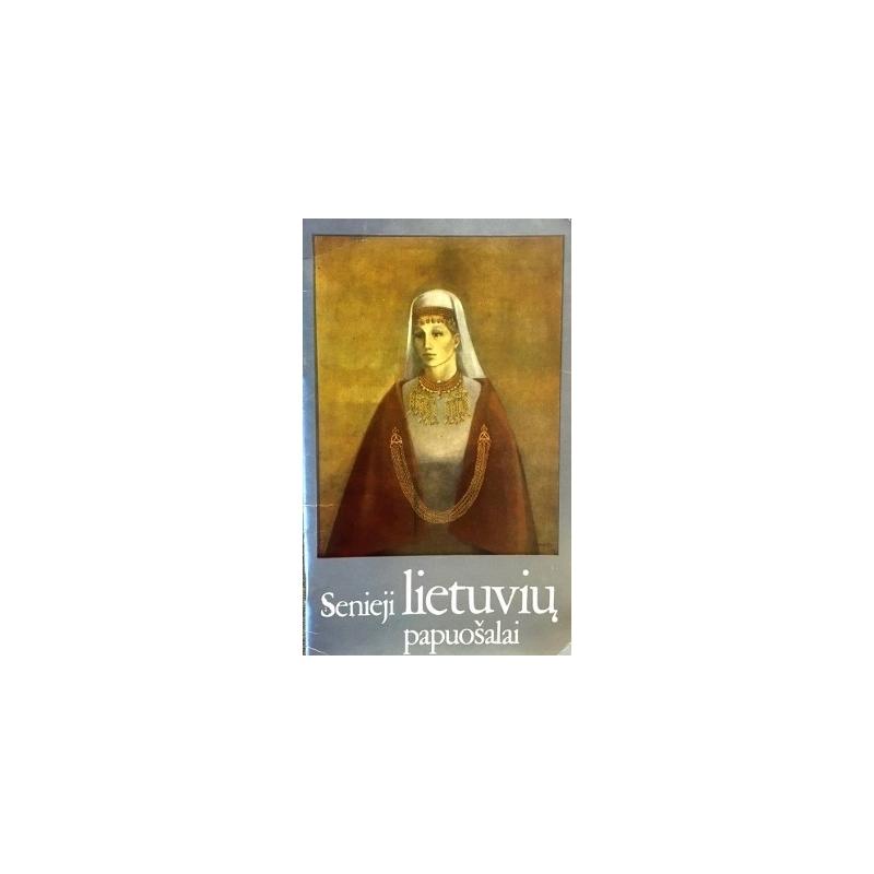 Budrys R. - Senieji lietuvių papuošalai