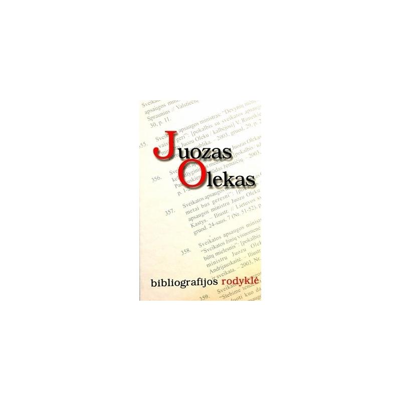 Olekas Juozas - Bibliografijos rodyklė
