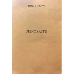 Dagys Jonas - Dienoraštis