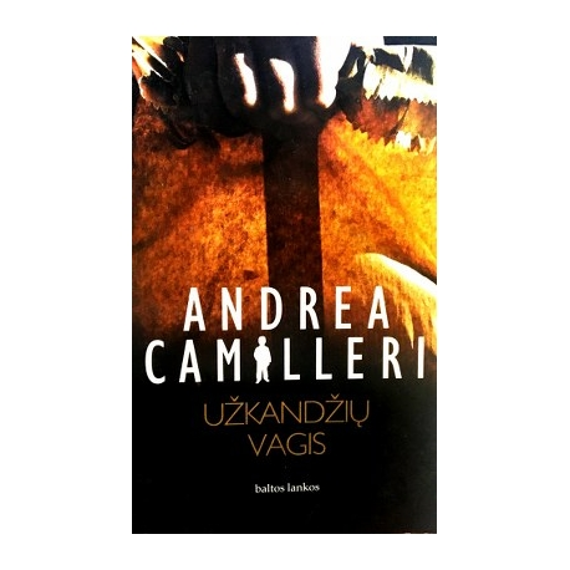 Camilleri Andrea - Užkandžių vagis