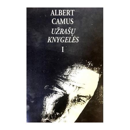 Camus Albert -Užrašų knygelės (I dalis)