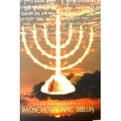 Swiderkowna Anna - Pašnekesiai apie Bibliją