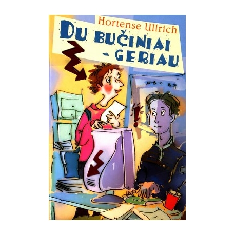 Ullrich Hortense - Du bučiniai-geriau